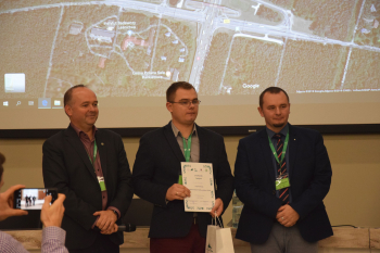 Rozdanie nagród za najlepsze prezentacje i postery