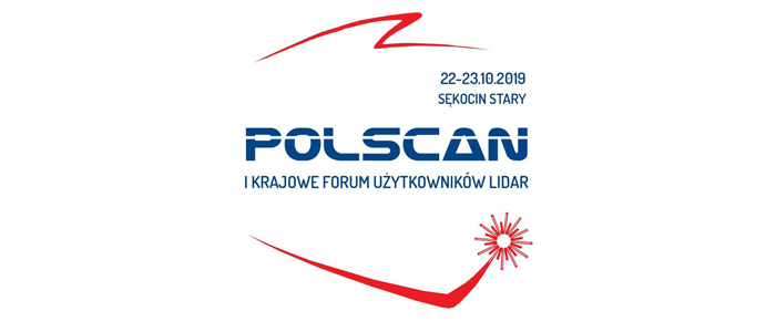 POLSCAN – 1st National LiDAR User Forum
