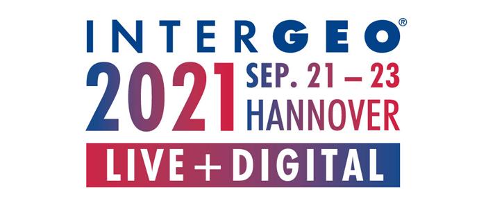 Spotkajmy się na INTERGEO 2021